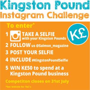 K£ Instagram Challenge