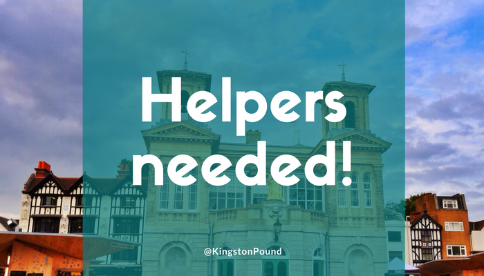 Helpers needed