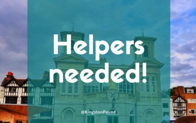 Helpers needed